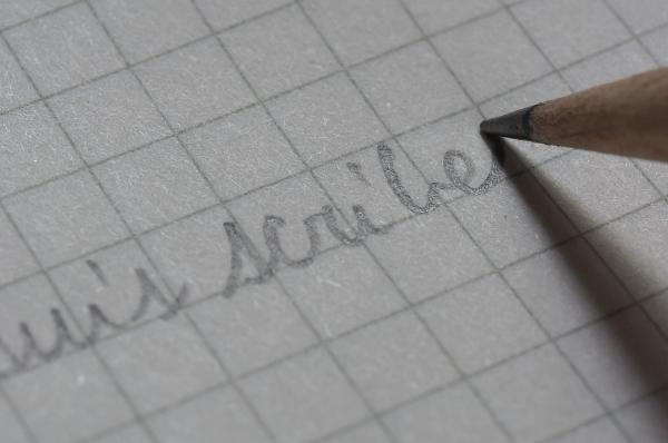 Je suis scribe...