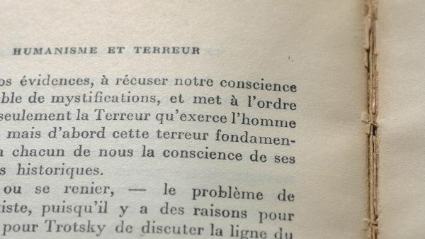 un vieux livre