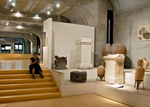 Au Musée gallo-romain de Lyon