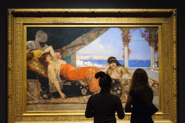 Merveille et mirage de l'orientalisme