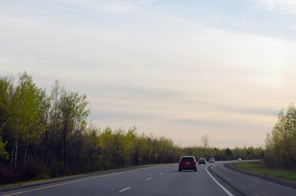 Entre Montréal et Ottawa, Autoroute 417