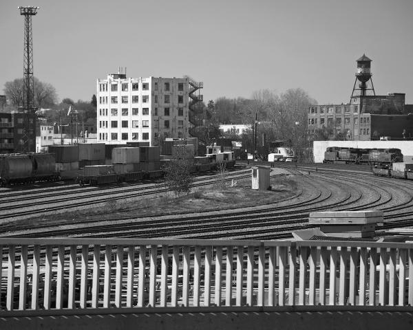 Ancienne gare de triage Hochelaga