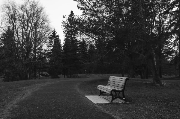 Pause de contemplation
