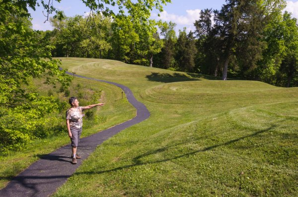 Serpent Mound, Ohio