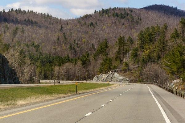 I-87, Adirondacks, NY