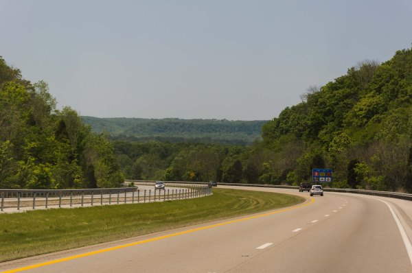 Route - Kentucky I-71