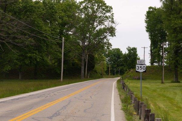 Route - Ohio Route 350