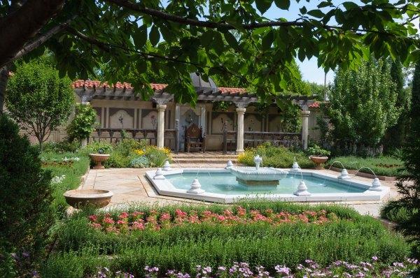 Le jardin ottoman, où s'adonner à la rêverie dans des temps très anciens
