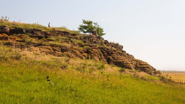 Kansas - Pawnee Rock