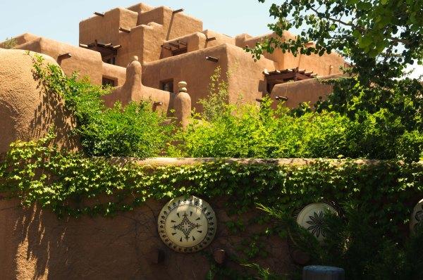 Santa Fe - Architecture Hôtel de luxe