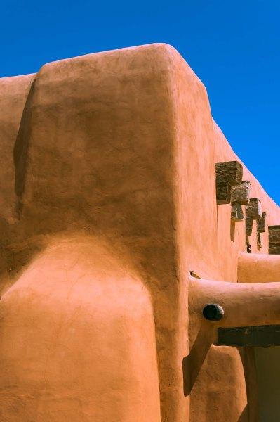 Santa Fe - Architecture - Museum Hill