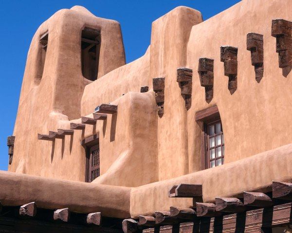 Santa Fe - Architecture - NM Art Museum
