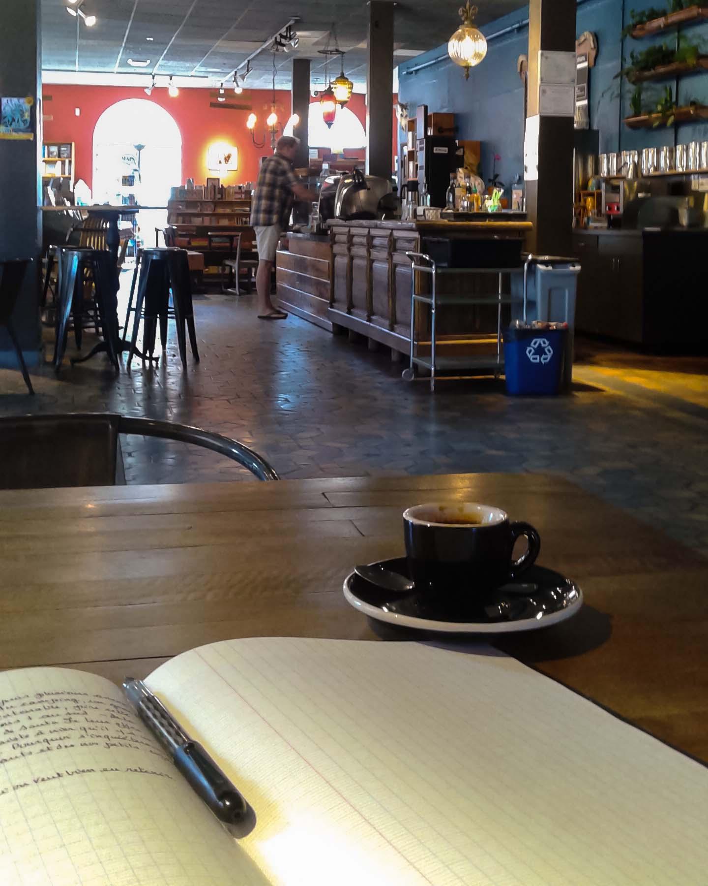 Santa Fe - Café Librairie Collected Works