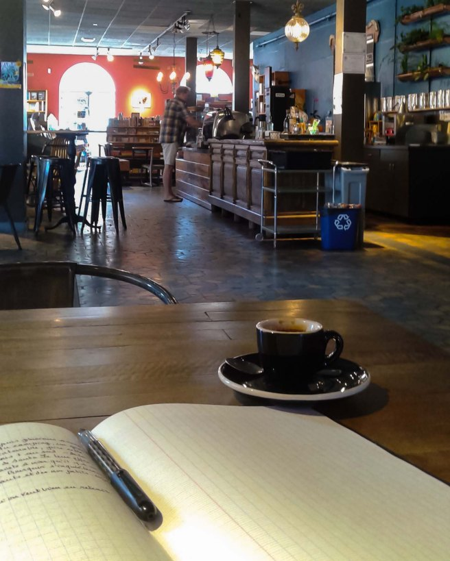 Santa Fe - Café Librairie Collected Works