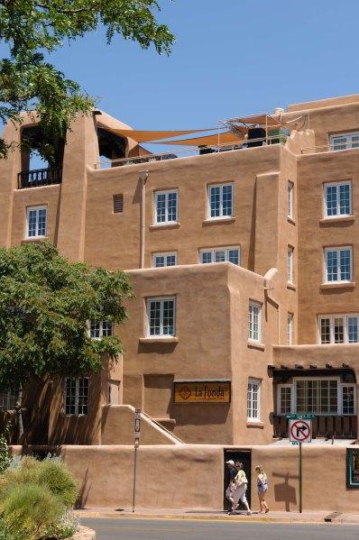 Santa Fe - Hôtel La Fonda