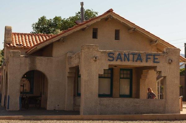 Santa Fe - La gare 2