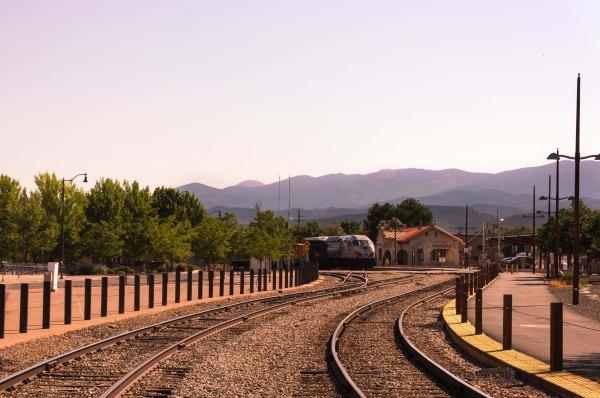 Santa Fe - La Gare