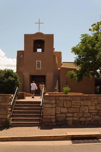 Santa Fe - Mission San Miguel