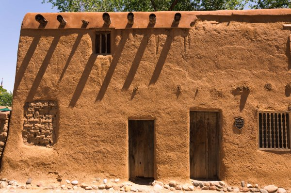 Santa Fe - Un vieil édifice