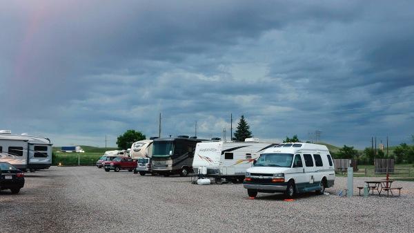 Camping - Cheyenne