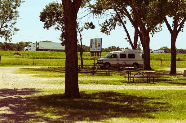 Camping - Salina