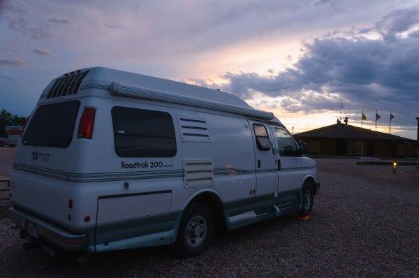 Cheyenne - camping koa