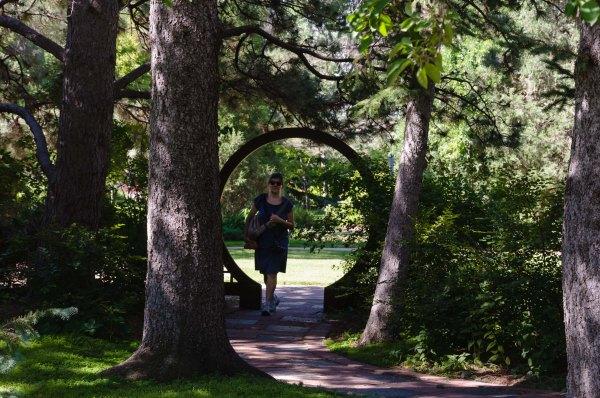 Diane - Jardin botanique de Cheyenne