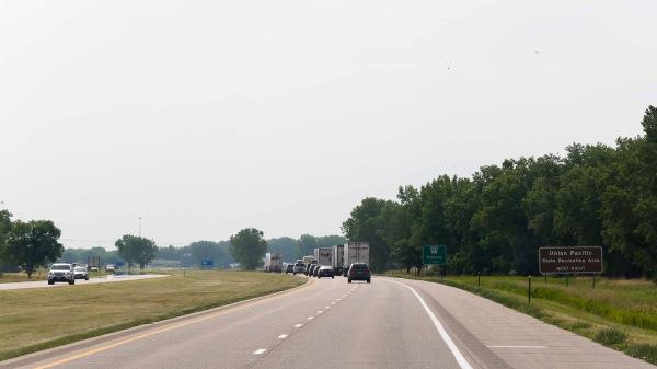 La route - I-80 - Nebraska 5