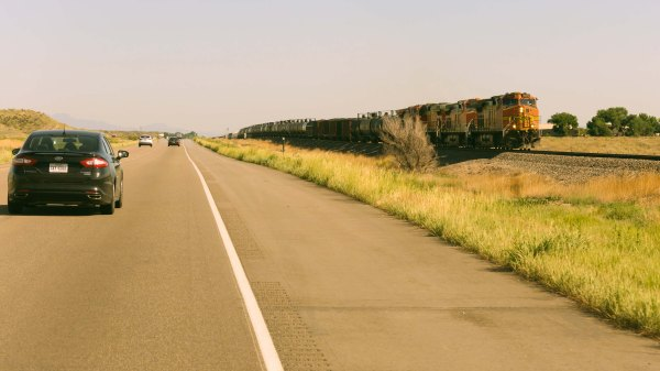 Route I-25 CO BNSF