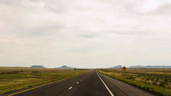 Route I-25 NM 2